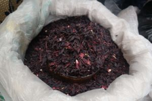 Dry Hibiscus Flower Export From Nigeria By Globexia