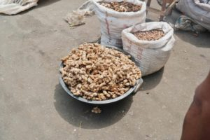 Dry Split Ginger Export From Nigeria By Globexia