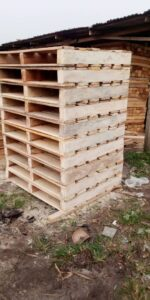 Wooden Pallets, Pallet Blades, Pallet Boards, & Stringers Supply In Nigeria By Globexia